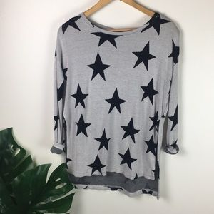HM | star sweater
